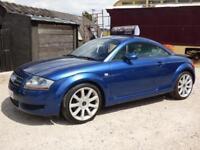 Audi TT Coupe 1.8 ( 225bhp ) 2003MY T quattro