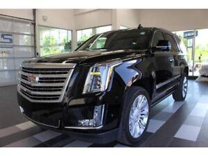2018 Cadillac Escalade Platine