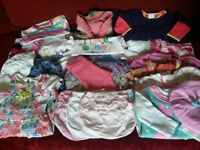 Baby Girl 3-6 Months Clothes Bundle Boots / Mothercare / Ladybird / Tu / George / Jo Jo Maman Bebe