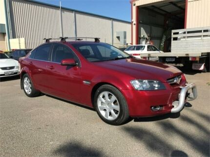 2008 Holden Berlina VE Red Automatic Sedan Green Fields Salisbury Area Preview