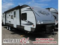 2016 FOREST RIVER CRUISE LITE 262BH