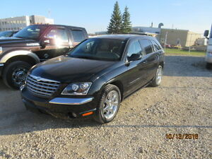2005 Chrysler Pacifica Limited Wagon
