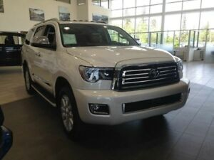 2018 Toyota Sequoia Fleet Cancellation-Huge Discounts!