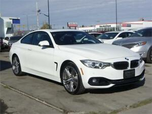 2014 BMW 428i xDrive|H.U.D|SPORT-PKG|GPS|B.CAMERA|SUNROOF