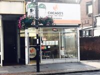 Hot Food Takeaway to rent