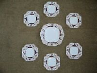 Grafton China Plates