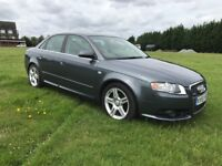 Audi A4 2.0 TDI S Line Saloon (2005 Model)