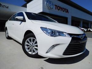 2015 Toyota Camry ASV50R MY15 Altise White 6 Speed Automatic Sedan Greenway Tuggeranong Preview