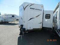 2012 WINDJAMMER 3008 EXCELLANT INVESTMENT, BEAUTIFUL SHAPE!