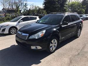 2011 Subaru Outback Limited, Safety & ETEST for ON or QC INCL.