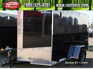 NEW 2015 Look Enclosed Cargo Trailers