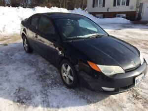 2006 Saturn ION 3 Quad Coupe (3 door)