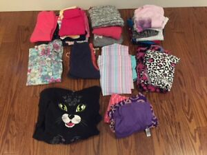 BUNDLE 3:   SIZE 8  CLOTHING FOR GIRLS:   VERY CLEAN