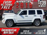 2011 Jeep Liberty Limited Edition -4x4-NAVI-SROOF-LEATHER