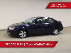 2007 Saturn ION WINTER TIRES, AUTOMATIC, A/C, CRUISE, ALLOY RIMS