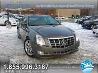 2012 Cadillac CTS Sedan Performance-AWD- IN HOUSE FINANCING