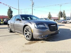 2017 Chrysler 300 S-NAVI-PANORAMIC ROOF-LOW MONTHLY PAYMENTS!!