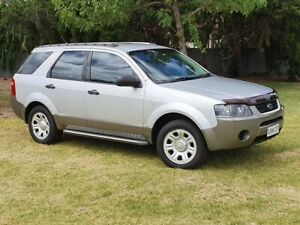 2008 Ford Territory SY MY07 Upgrade TX (RWD) 4 Speed Auto Seq Sportshift Wagon Windsor Gardens Port Adelaide Area Preview