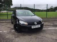 """Volkswagen Golf 1.4 S 5 Door 2009 59 *LOW MILES, 18"""" ALLOYS, NEW MOT & SERVICE*"""