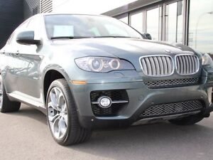 2011 BMW X6 xDrive50i - Two Sets of Wheels and Tires
