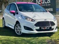 2014 Ford Fiesta 1.2 Zetec Edition Stunning Low Mileage Example, Fab Colour