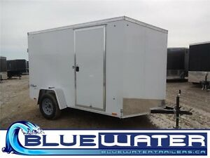 2017 Pace American Outback DLX 6 x 10