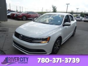 2016 Volkswagen Jetta Sedan COMFORTLINE 1.4TSI Heated Seats,  Su