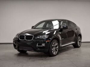 "2014 BMW X6 19"" WHEELS SUNROOF LEATHER"