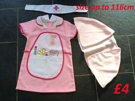 ELC Nurse outfit
