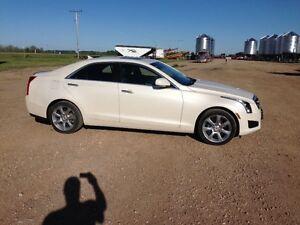 2014 Cadillac ATS Coupe Sedan Regina Regina Area image 7