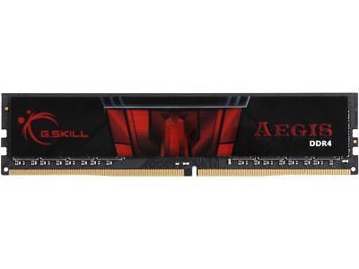 G.SKILL Aegis 8GB 288-Pin DDR4 SDRAM DDR4 3000 (PC4 24000) Memory (Desktop Memor