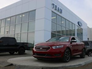 2018 Ford Taurus LIMITED, SYNC3, NAV, HEATED/COOLED FRONT SEATS,
