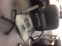approx 11 office chairs for collection (FREE)