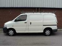 2007 Toyota Hiace 280 Van 2.5 D 4D 95hp NO VAT PANEL VAN Diesel Manual