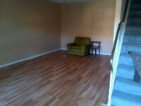 2 bedroom large townhouse. ($100 off for June)