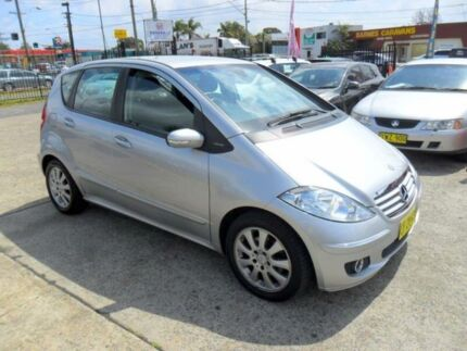 2005 Mercedes-Benz A200 Elegance Silver  Hatchback Lansvale Liverpool Area Preview