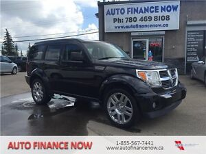2008 Dodge Nitro SLT 4x4 Low Kms RENT TO OWN OR FINANCE