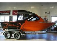 Fully loaded up jet boat. Weldcraft 178X. Call Tristan today!