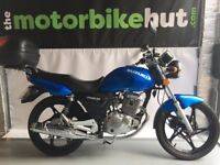 Suzuki EN125 - FREE 6 MONTH WARRANTY - Nationwide Delivery Available