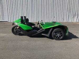 2018 POLARIS SLINGSHOT SL DRAGON GREEN / 82$/sem