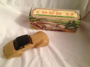 Avon CORD 37, car Glass bottle with box