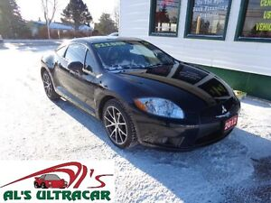 2012 Mitsubishi Eclipse GS w/ sunroof only $128 bi-weekly all in
