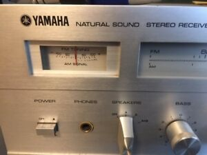 CR-220 Yamaha Natural Sound Receiver