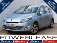 2010 60 RENAULT GRAND SCENIC 1.9 DYNAMIQUE TOMTOM DCI 5D 129 BHP DIESEL
