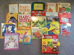21 books for Boys or Girl
