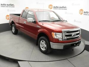 2013 Ford F-150 XLT 4x4 SuperCab V6