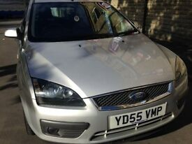 2005 55 Ford Focus 1.6 Tdci 5 Door Hatchback Manual Gearbox Very Good Engine PX Welcome