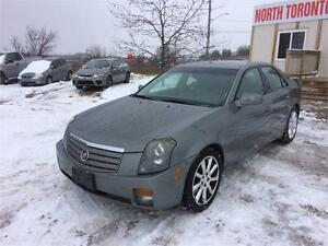2006 CADILLAC CTS - LEATHER - HEATED SEATS - POWER OPTIONS