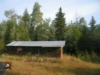 Save thousands finish this house near lakes Quesnel