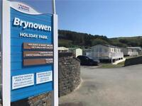Extra Wide Static Caravan for Sale on Brynowen Holiday Park, Borth, 12 Months